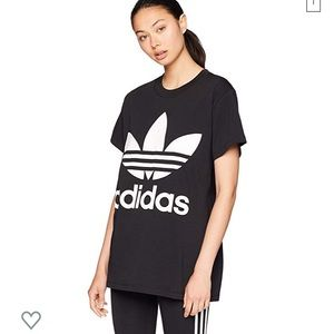 Adidas Originals oversized T-shirt